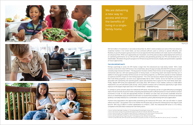 Waypoint Homes Annual Report
