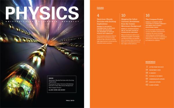 Physics at Berkeley 2013
