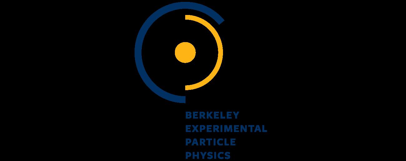 Berkeley Experimental Particle Physics logo