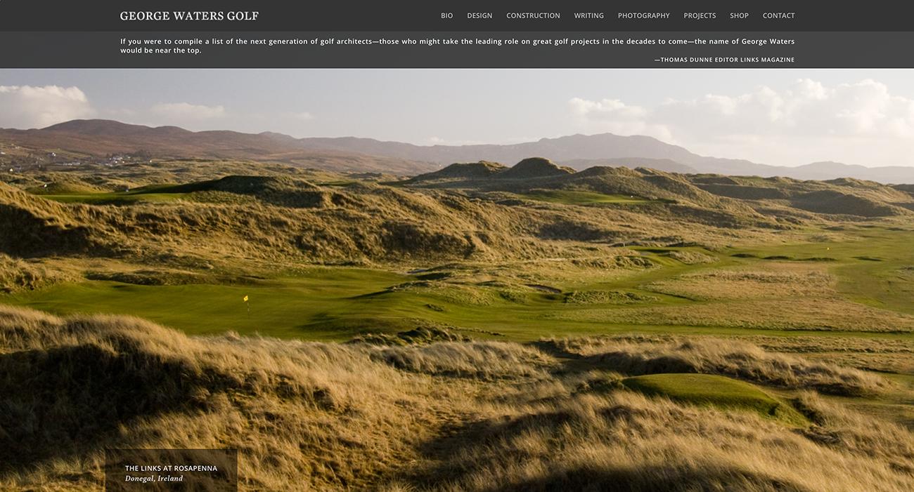 George Waters Golf