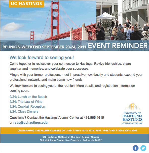 UC Hastings Email